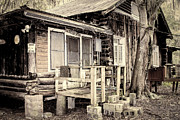 Will Abair - Florida Cracker Log Home...