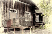 Will Abair - Florida Cracker Log Home