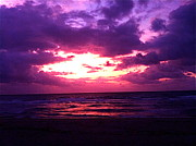 Lee Farley Prints - Florida Sunrise 1 Print by Lee Farley