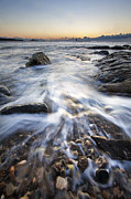Seacoast Prints - Flow Print by Eric Gendron