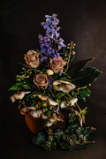 Hugo Bussen - Flower arrangement-2