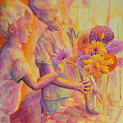Jaswant Khalsa - Flower Arranging