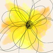 Ricki Mountain - Flower Art Super Poppy I