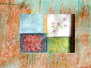 Linda Ginn - Flower Collage Insert