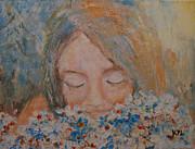Kathy Peltomaa Lewis - Flower Girl