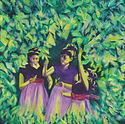 Jaswant Khalsa - Flower Girls