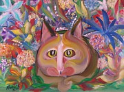 Rachel Carmichael - Flower Kitty