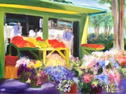 Joanne Killian - Flower Market