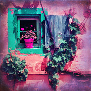 Flowerpot Photos - Flower Pot by Viaina