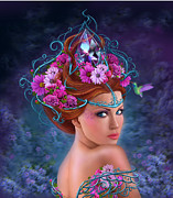 Alena Lazareva - Flower queen