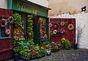 Jenny Rainbow - Flower Shop in Prague