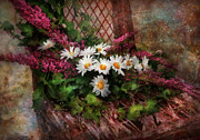 Flowers Digital Art - Flower - Still - Seat Reserved by Mike Savad