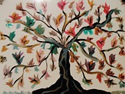 Marie Bulger - Flower Tree