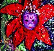 Anne-Elizabeth Whiteway - Flowering Sparkling Girl