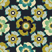 Flowers 6 Print by Lisa Noneman