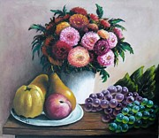 Vesna Martinjak - Flowers and Fruit