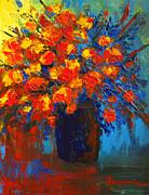Flowers Are Always Welcome IIi Print by Patricia Awapara