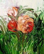 Ferid Sefer Art - Flowers by Ferid Sefer