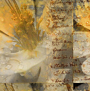Flowers IIi Print by Yanni Theodorou