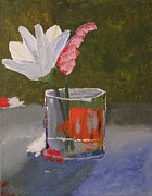 Tanja Beaver - Flowers in a Glass