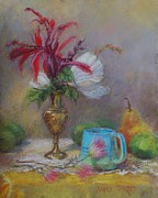 Buy Pastels - Flowers  by Nancy Stutes