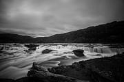 Dan Friend - Flowing water of Sandstone Falls