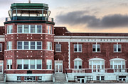 Air Traffic Control Prints - Floyd Bennett Field  Print by JC Findley