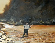 Robert Teeling - Fly Fisherman