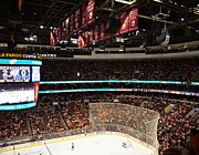 Philadelphia Flyers Photos - Flyers arena by Justin DiGiacomo