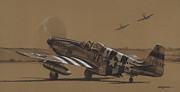 Flying Dutchman Print by Wade Meyers