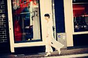 Jenny Rainbow - Flying Elegance. Streets of Utrecht