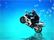 Joyce Dickens - Flying Low One More Time On Two wheels