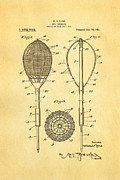 Flynn Merion Golf Club Wicker Baskets Patent Art 1916 Print by Ian Monk