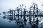 Fog Print by KJG photos  -   Kristin Jona Gudjonsdottir