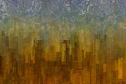 Fog Over Midtown Print by Jack Zulli
