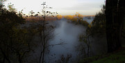 River.etc. Prints - FOG Photo Print by Brian Williamson