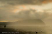 Pandyce McCluer - Foggy Beach