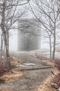Jeff Folger - Foggy view of the summit...