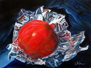 LaVonne Hand - Foiled Pomegranate