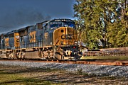 Donald Williams - Folkston CSX 01