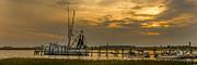 Steve DuPree - Folly Creek Sunset