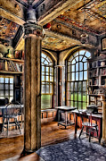 Castle Photos - Fonthill Castle Office by Susan Candelario