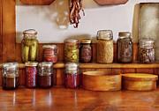 Food - I Love Preserving Things Print by Mike Savad