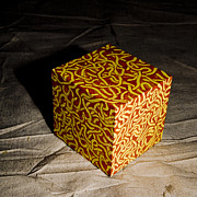 Square Sculptures - Food To Go by Sean Ward