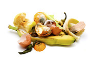 Rubbish Prints - Food waste Print by Fabrizio Troiani