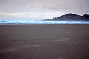 Agate Beach Originals - Footprints by Sheldon Blackwell