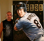 Sports Art World Wide John Prince - For Sale Cal Ripken...