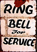 For Service Print by Chris Berry