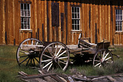 Old Wagon Photos - For Spare Parts by Paul W Faust -  Impressions of Light