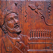 Bas Relief Sculpture Reliefs - For the Lost Years - A Lament  by Jeremiah Welsh